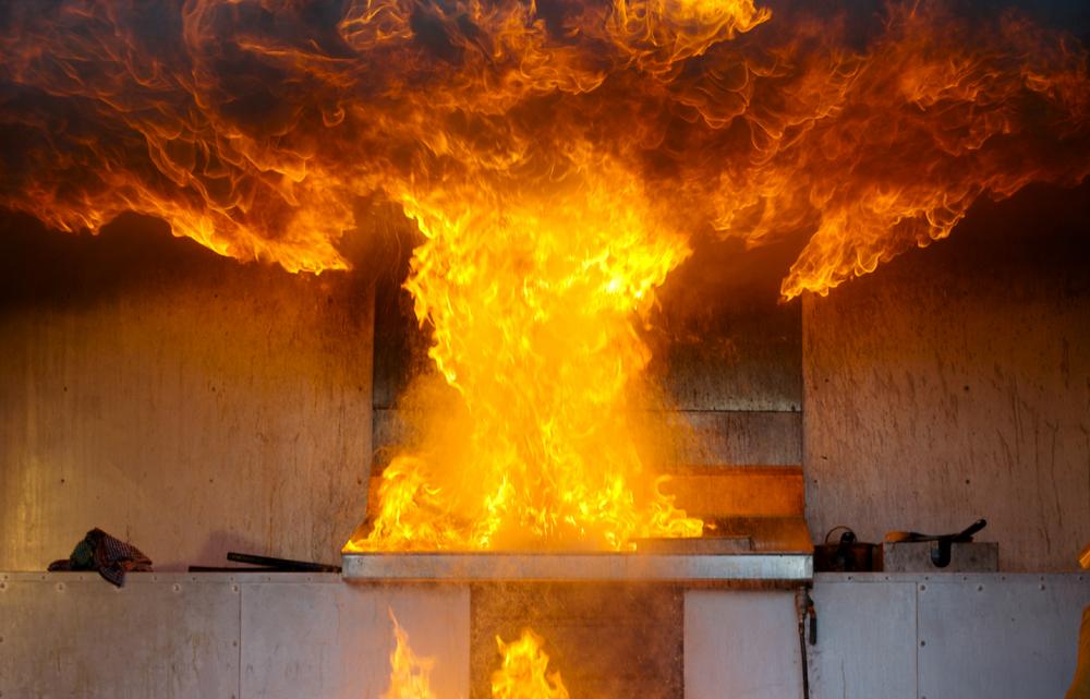 Drie Zones Keuken : Veilig in de keuken brandweer zone centrum
